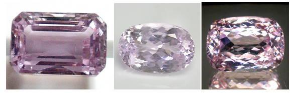 Kunzite stone yves lemay jewelry