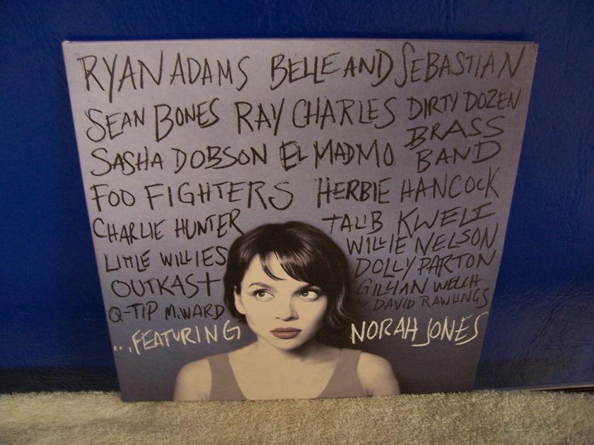 Norah Jones - Featuring Norah Jones Double LP