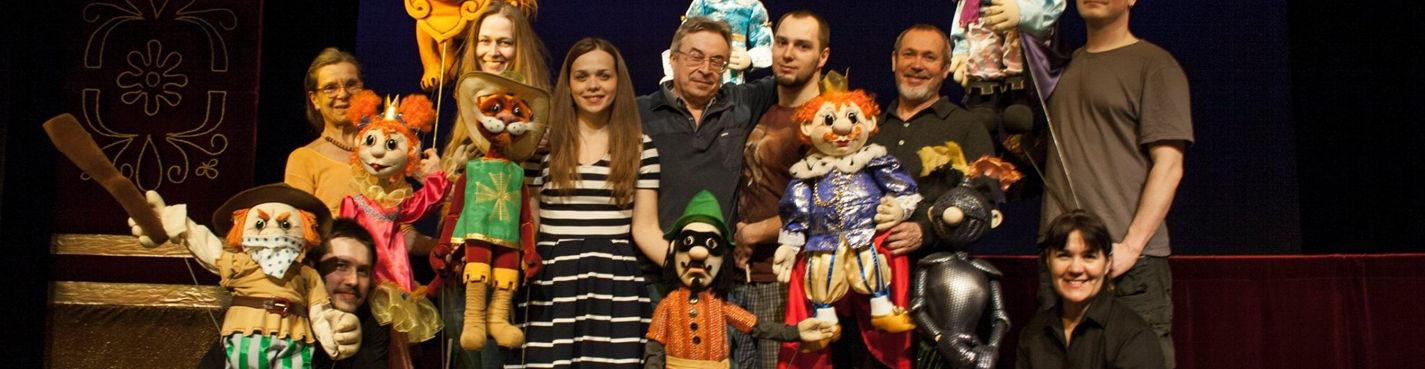 Экскурсия в театр кукол: backstage