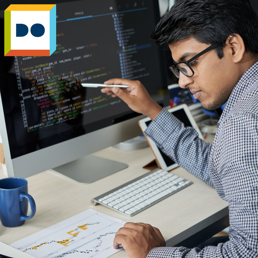 Picture of Join Do Space in this free online webinar to learn how to create a professional webpage from scratch.