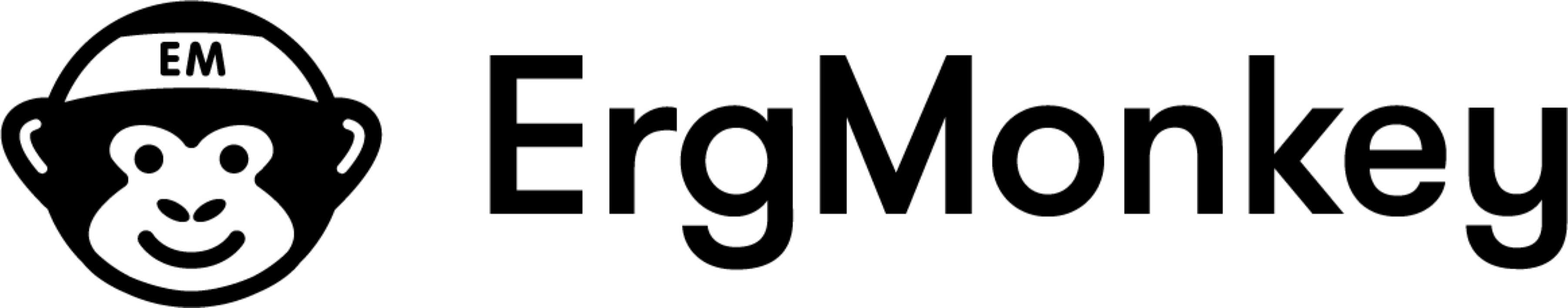 Ergmonkey full logo