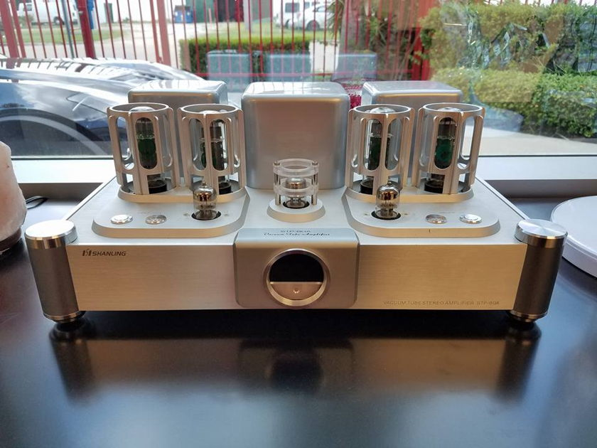 Shanling Audio STP-80A Integrated Amplifier