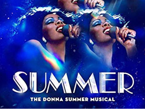 ​Two Tickets to Donna Summer, The Musical