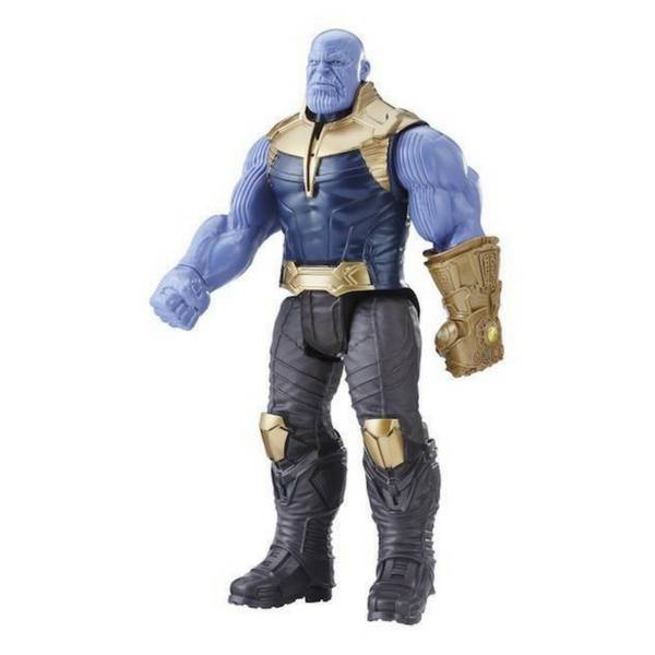 Marvel Avengers Thanos Titan Hero Series 12-Inch Figure By Hasbro - India