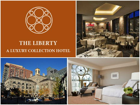Liberty Hotel - One Weekend Night Stay