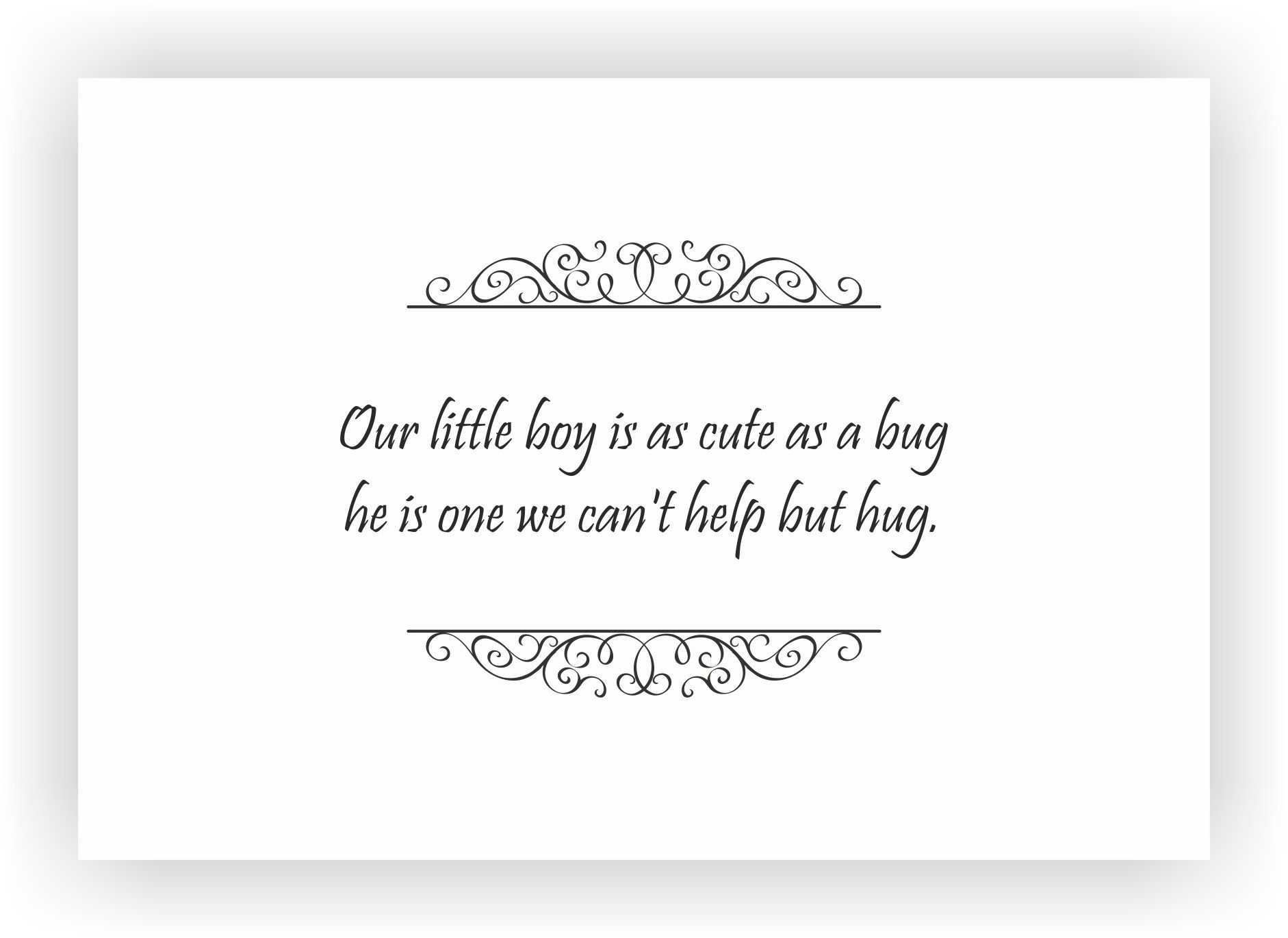 New born baby girl i birth announcement gift chococraft birth announcement message for girl 13 kristyandbryce Choice Image