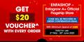 Get $20 Voucher