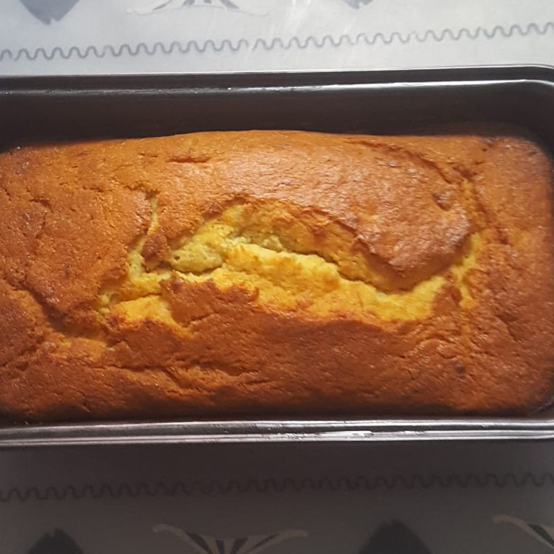Tried your recipe today. Loved the banana cake. It's yummy and best part its not too sweet😊