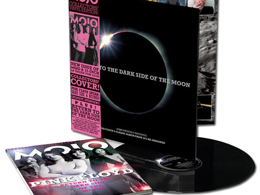 Pink Floyd - Return To The Dark Side of The Moon collectors edition vinyl LP + MOJO magazine, now out of print on vinyl Mint [Sealed]