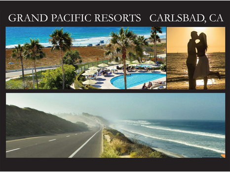 A Week at Grand Pacific Resorts Carlsbad, CA + Airfare for 2!