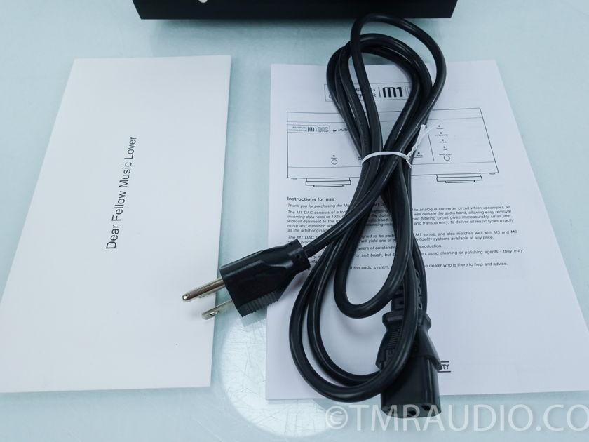 Musical Fidelity M1DAC D/A Converter (9123)