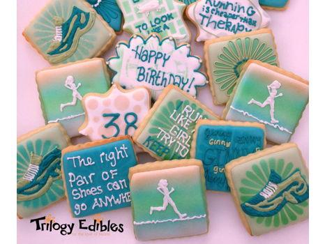 Custom Cookies & Cookie Decorating Class