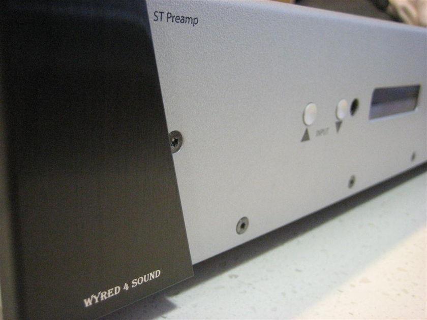 Wyred 4 Sound STP-SE Outstanding Preamp, Warranty Until 2014!