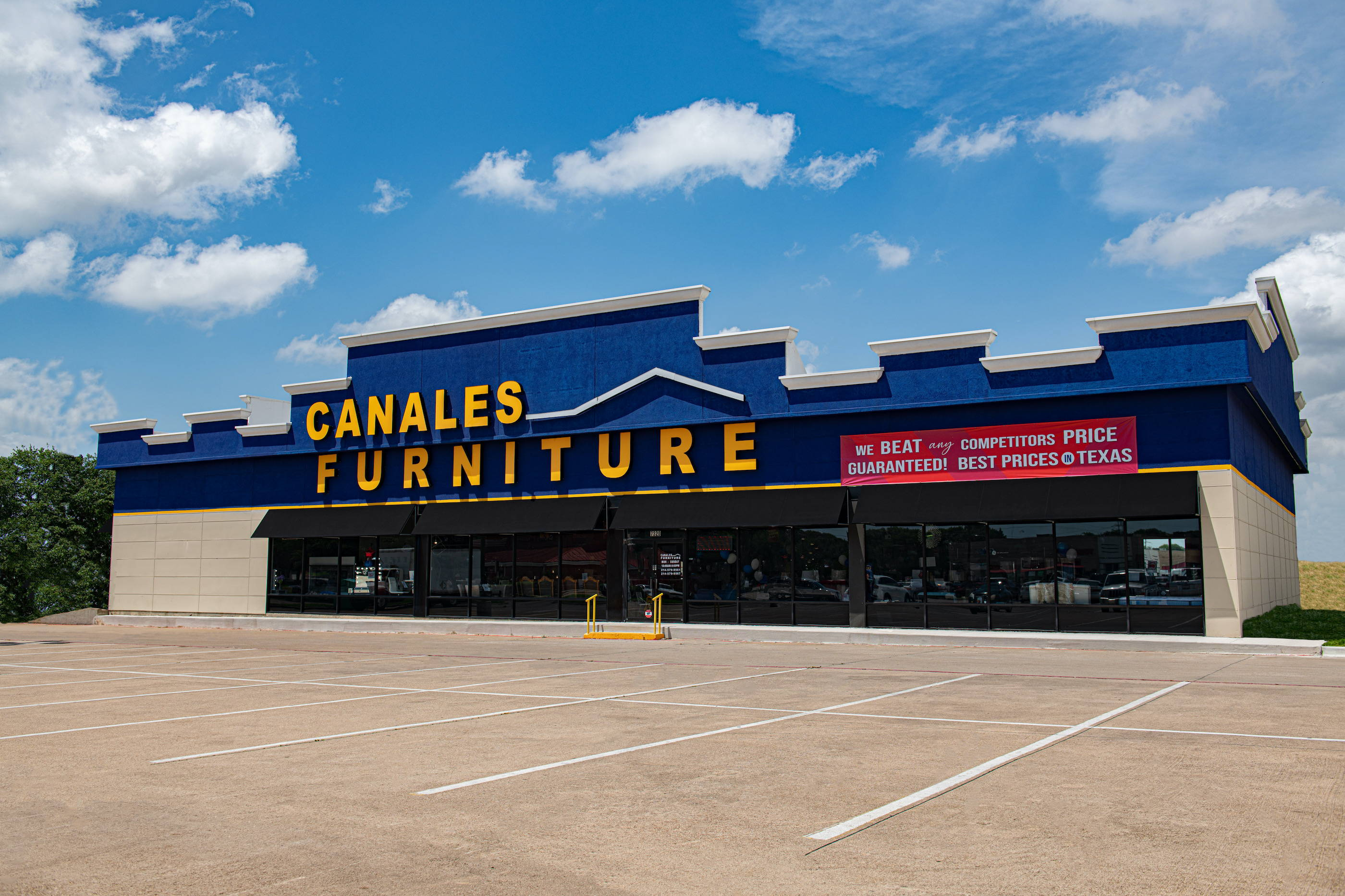 Cockrell Hill– Canales Furniture