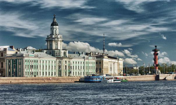 Парадный Петербург - теплоходная прогулка по Неве и каналам