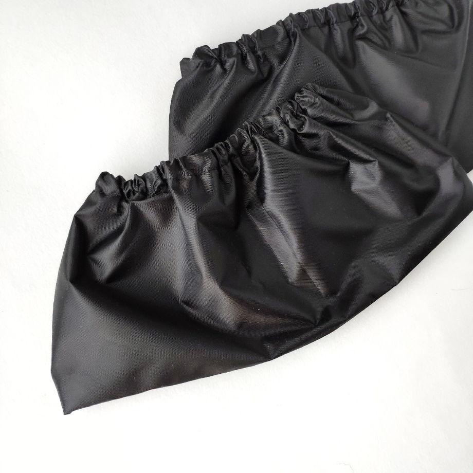 Многоразовые бахилы из водонепроницаемое ткани