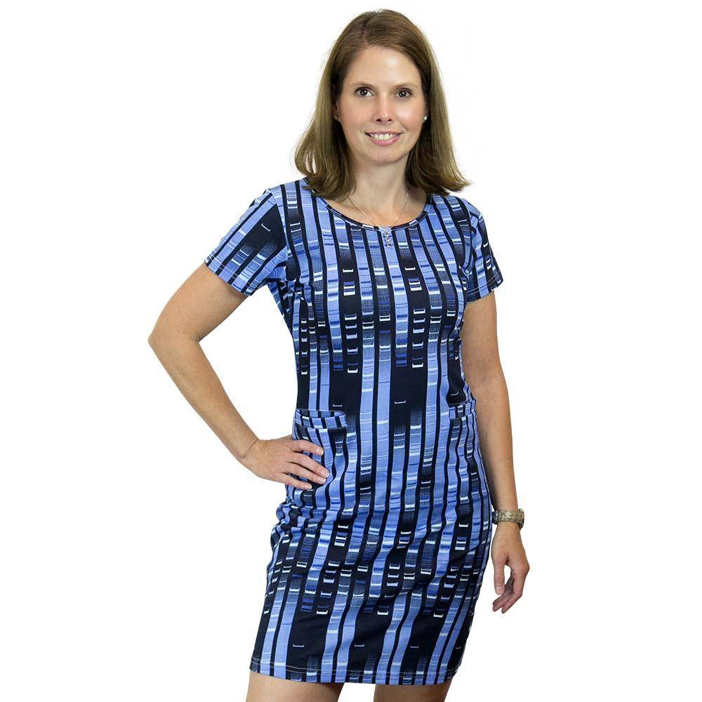 electrophoresis DNA Fingerprinting dress