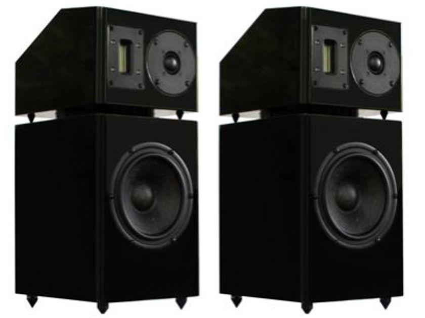 HigherFi Twin Wave  Amazing monitors! Ribbon/Dome switchable