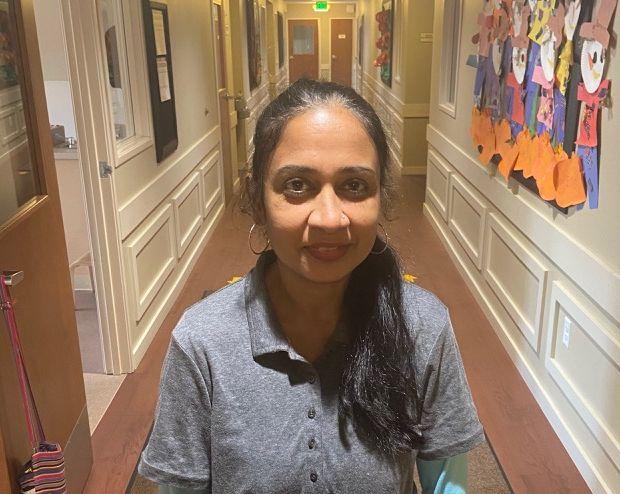 Ms. Sana , Lead Early Preschool Teacher