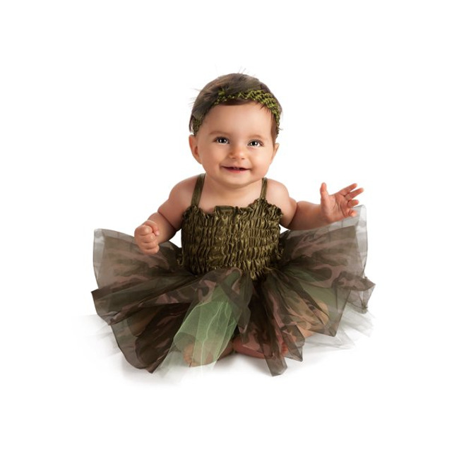 Tutu and/or Camouflage Day!