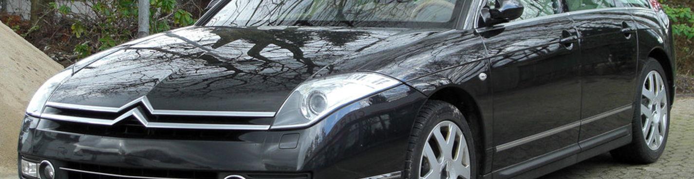 Аренда автомобиля citroen c6 с водителем на 12 часов в Париже