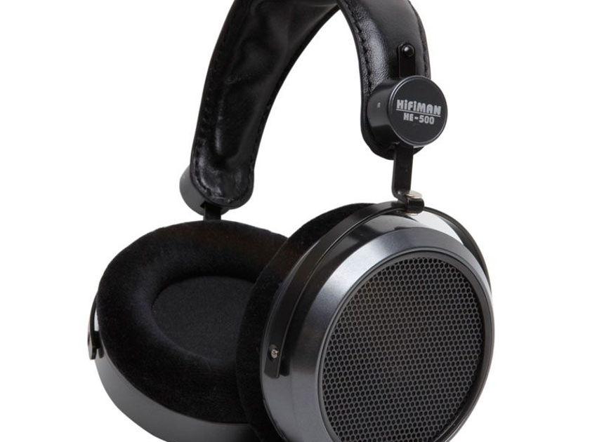 Hifiman HE-500 Headphones Free Shipping Conus!!! HE-500 Hifiman HE-500 Headphones Latest Model with Free Shipping CONUS