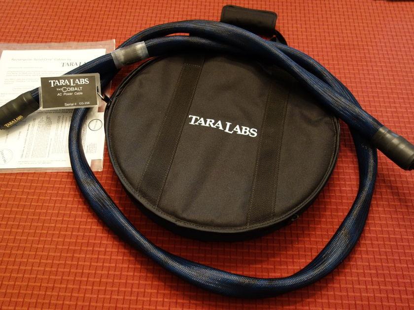 Tara Labs Cobalt Power Cord 8ft 15A ($5,900.00)