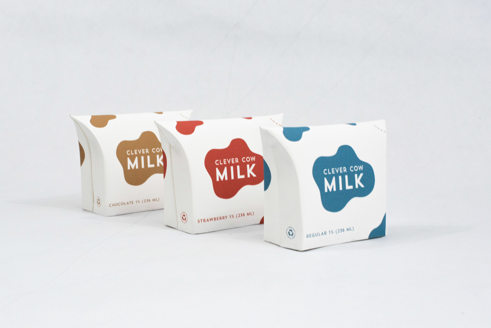 Clever Cow Milk Aims To Change Up The Typical Carton