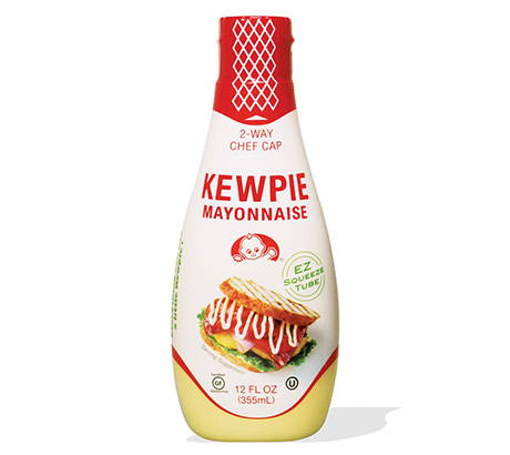 Kewpie Mayonaise 12oz. Squeeze Bottle