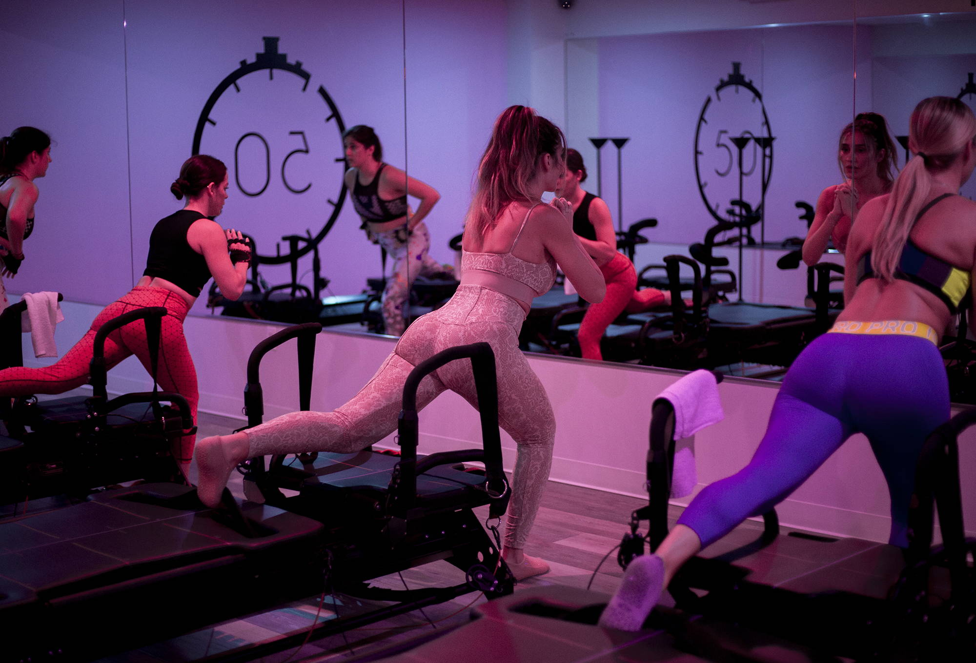 benefits of LIIT low impact interval training Form50