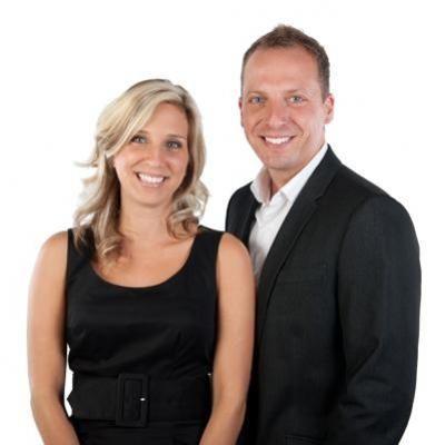 Eric Doyon et Jessica Poirier-Knitel