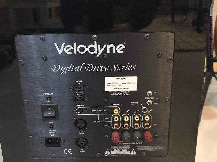 Velodyne DD-12