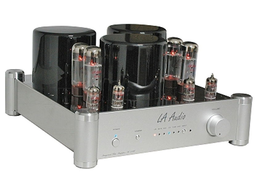 LA AUDIO A50R TUBE INTEGRATED AMPLIFIER GREAT SOUND AT VERY GOOD PRICE