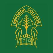 Reporoa College logo