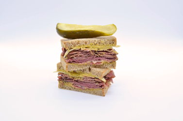 Big Star Sandwich Corned Beef,Rye