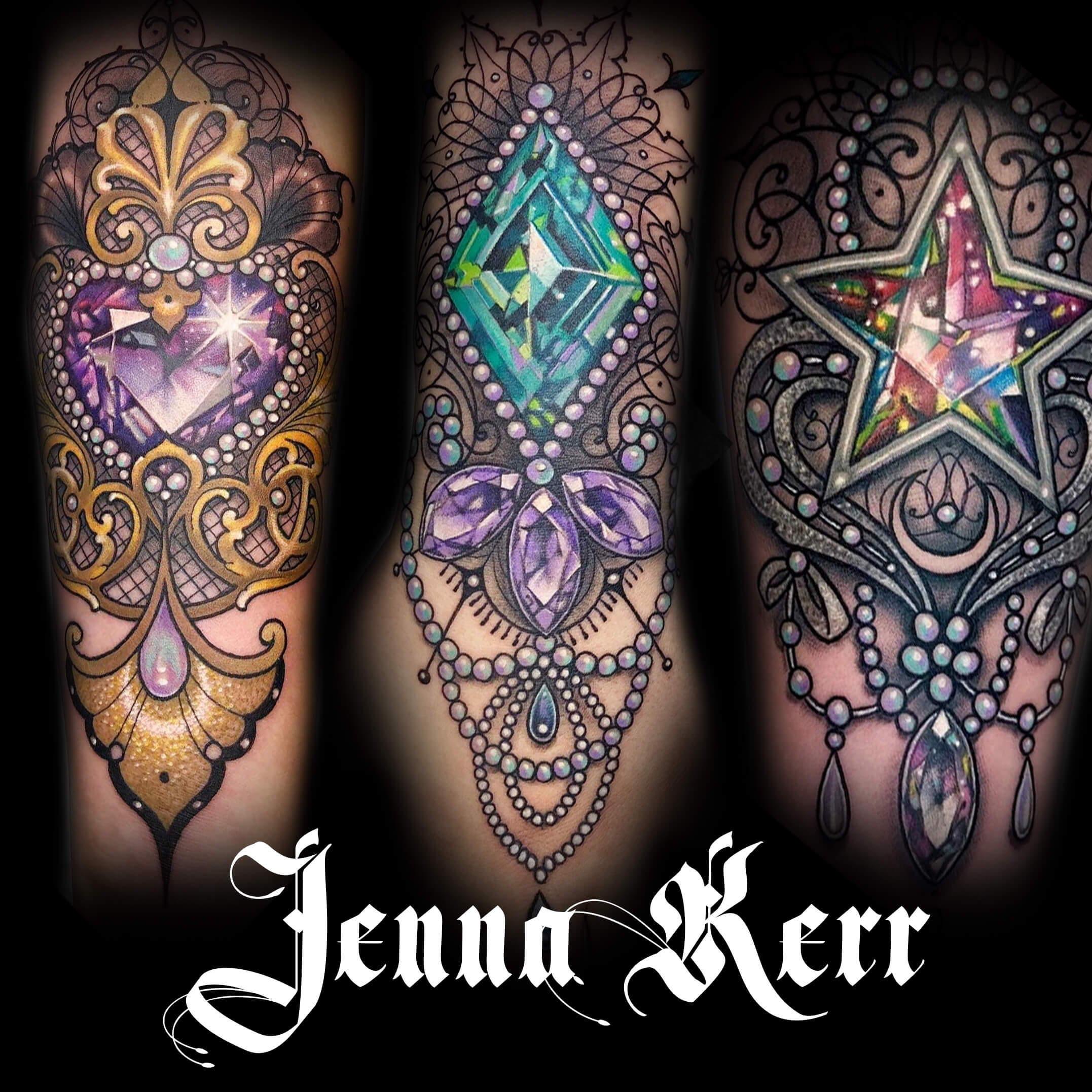 Jenna Kerr Pro Series Set
