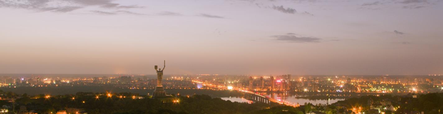 Ночные крыши Киева (индивидуальная экскурсия на крышу)