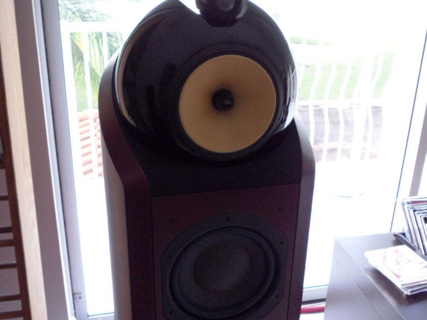 B&W Nautilus 802 Full Range Speakers