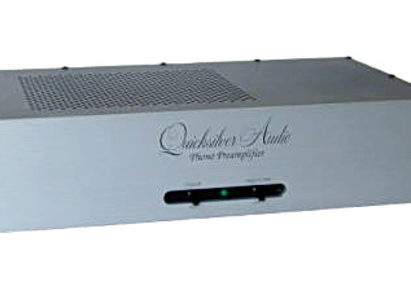 Quicksilver Audio Phono Preamplifier