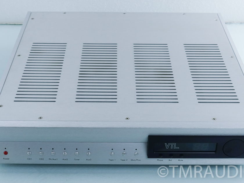 VTL 7.5 Reference Line Stereo Preamplfier