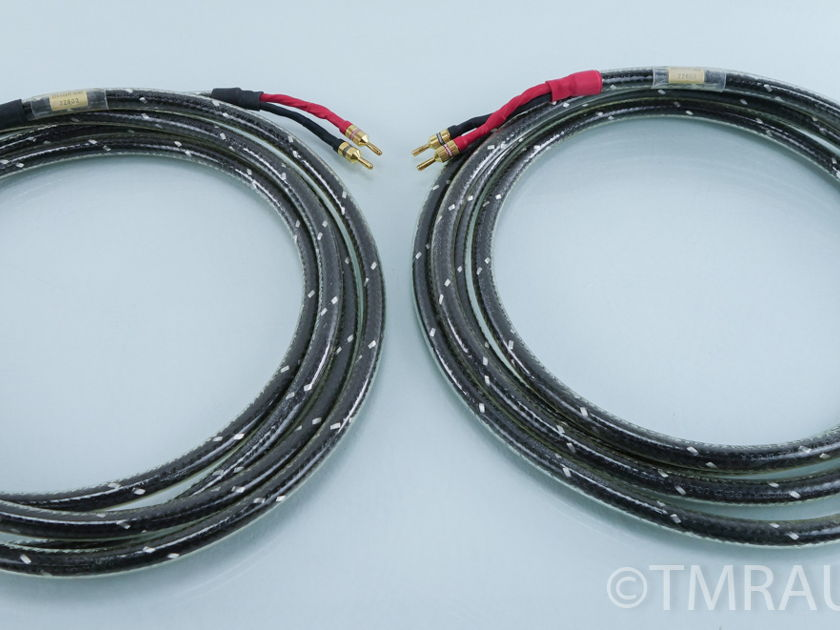 Straightwire  Virtuoso H Speaker Cables; 15ft. Pair; Bananas (9512)