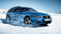 Allen Berg Calgary Winter Driving Program