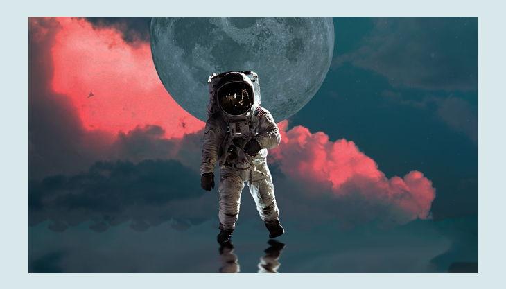 astronaut pxb