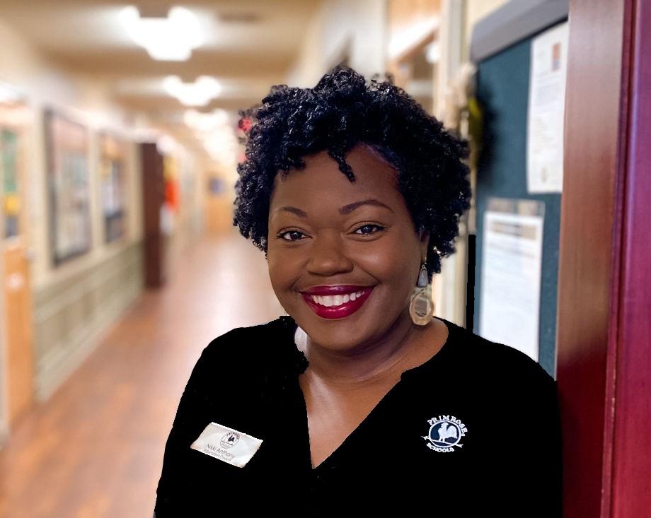 Ms. Anthony , Education Coach