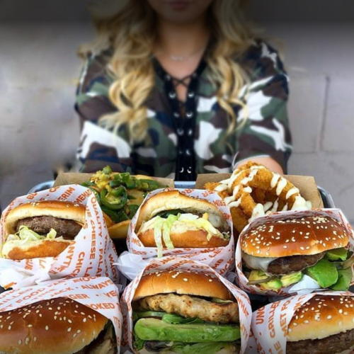 Picture of Bring your hunger and creativity to Burgerim where mixing and matching sliders can be an endless exploration.