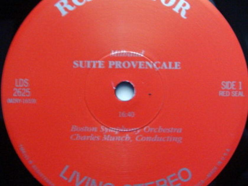 ★Audiophile 180g★ RCA-Classic Records /  - MUNCH, Milhaud La Creation du Monde, TAS LP, MINT(OOP)!