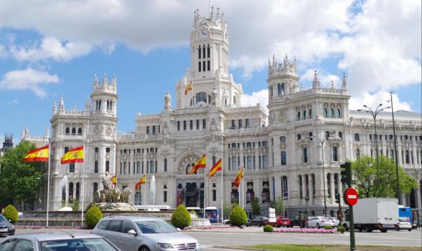 Автомобильная экскурсия по Мадриду