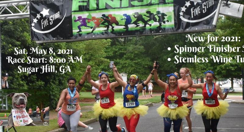 Super Mom 5k / 10k / Half-Marathon