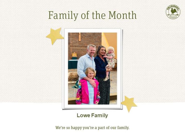 lowe family