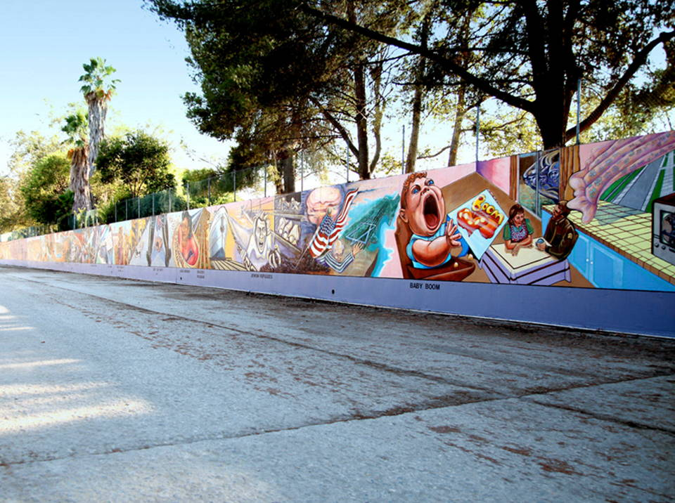 protecting and preserving mural the great wall of los angeles